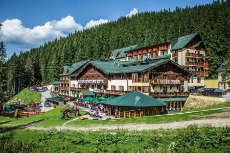 Ski & Wellness Residence Družba: Rekreační Pobyt 7 Nocí Bmz, Slovensko, Nízké Tatry