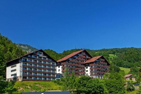 Alpenhotel Dachstein Bad Goisern - Rakousko v květnu