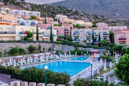 Hotel The Village Resort & Waterpark - Řecko na podzim - slevy