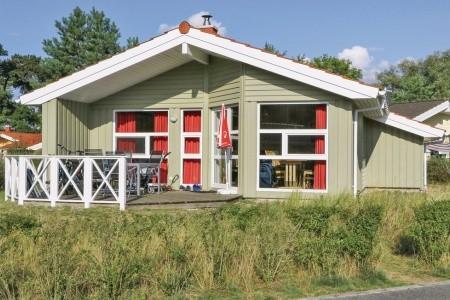 Abendrot 1 - Dorf 3 - Šlesvicko-Holštýnsko - Německo