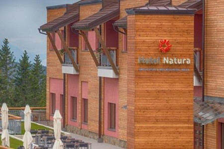 Hotel Natura - jarní dovolená