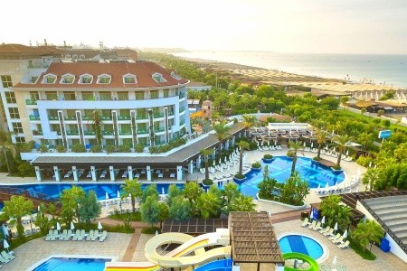 Sunis Evren Beach Resort Hotel & Spa Ultra All inclusive