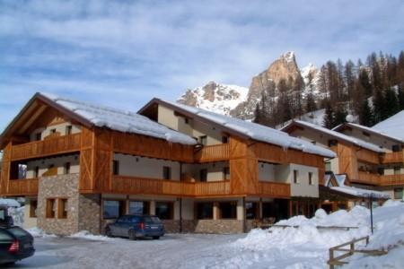 Hotel Orso Grigio - Pescul - v lednu