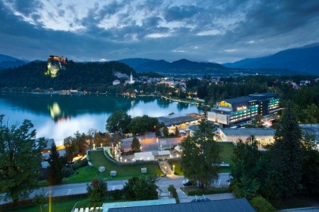 Hotel Park, Bled - polopenze