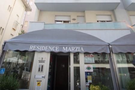 Residence Marzia - Rimini Rivazzurra
