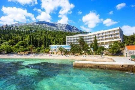 Hotel Orsan - Chorvatsko v červenci
