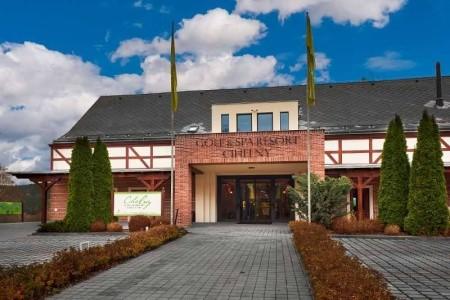 Wellness Hotel & Golf Resort Cihelny - Balíček Golfový Pobyt S Neomezeným Golfem, Česká republika, Západní Čechy