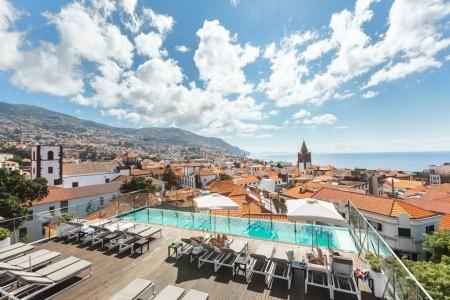 Hotel Castanheiro - Madeira  se snídaní v srpnu - recenze