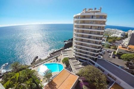 Hotel Duas Torres - Madeira  se snídaní v srpnu - recenze
