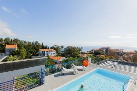 Hotel Terrace Mar - Madeira  se snídaní v srpnu - od Invia