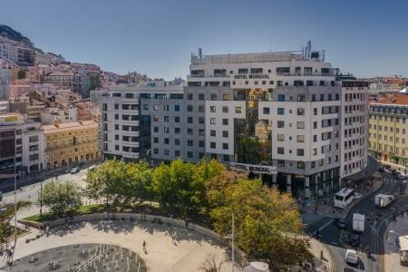 Mundial Lisboa - Portugalsko  s polopenzí