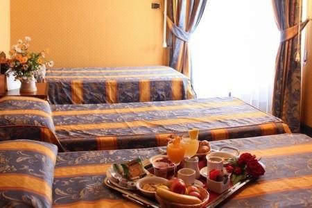 Grand Hotel Dei Cesari**** - Anzio Snídaně Super Last Minute