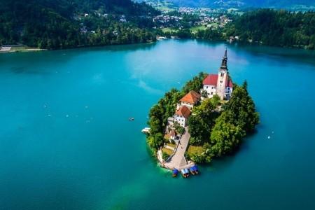 Pestré barvy Slovinska, okolí Triglavu a Bledu - Lublaň Last Minute