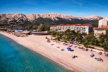 Valamar Zvonimir Hotel - Krk  - Chorvatsko