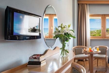 Grand Hotel Continental**** - Tirrenia - Toskánsko - Itálie