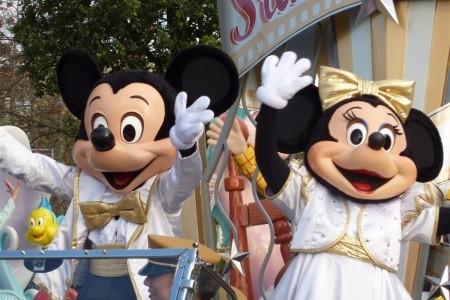Paříž A Disneyland (Autobusem) - disneyland