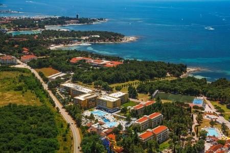 Residence Sol Garden Istra - Chorvatsko Last Minute - Chorvatsko levně