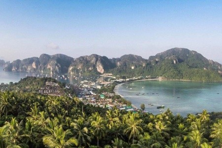Phi Phi Island Village, Phi Phi, Katathani Resort, Phuket -  - Dovolená Bangkok - Bangkok 2021