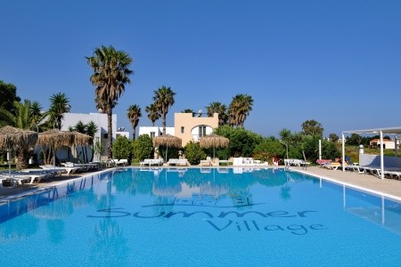 Hotel Summer Village, Řecko, Kos
