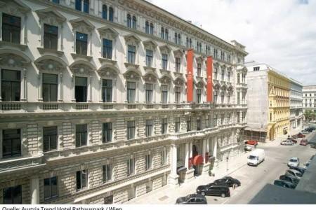 Austria Trend Hotel Rathauspark - Last Minute a dovolená