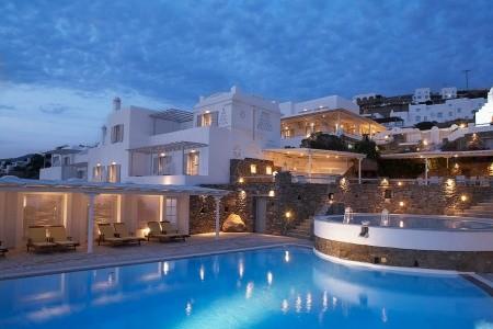Porto Myconos Hotel Snídaně