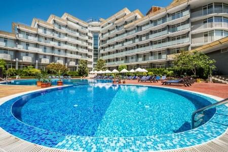 Hotel Perla 3*, Bulharsko, Slunečné Pobřeží
