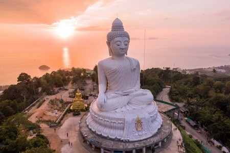 Sand Sea Resort, Krabi - Pláž Railay, Andakira Hotel, Phuket - Dovolená Bangkok - Bangkok 2021