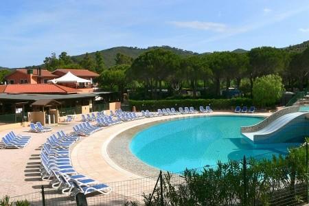 Nejlevnější Elba - Itálie