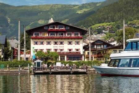 Hotel Seehof - v květnu