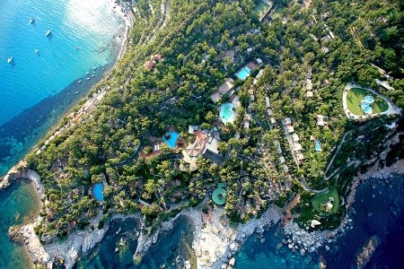 Arbatax Park Resort - Hotel Telis - Letecky All Inclusive