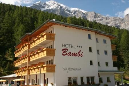 Hotel Bambi Am Park Pig - Solda