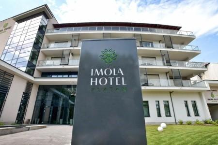 Imola Platán Hotel - Last Minute a dovolená
