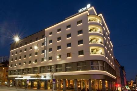 Best Western Premier Slon - luxusní ubytování