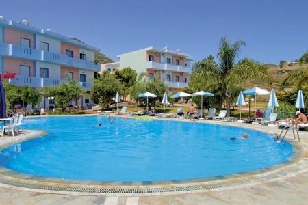 Hotel Lisa Mari, Řecko, Kréta