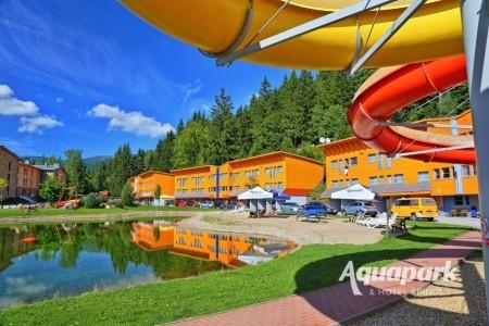 Hotel Aquapark Špindlerův Mlýn, Česká republika, Krkonoše