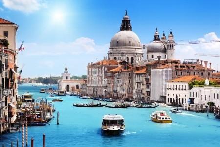 Okruh severným Talianskom 2021 - Itálie  v dubnu - slevy
