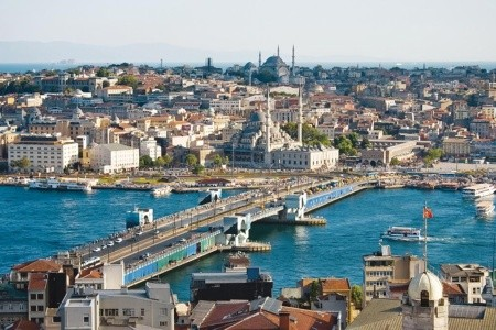 ORIENTÁLNÍ ISTANBUL - poznávací zájezdy