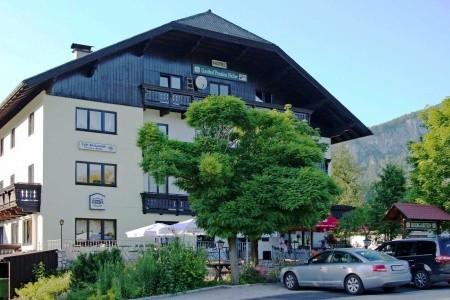 Pension Bergblick - v květnu