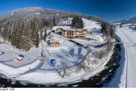Hotel Berghof - v prosinci