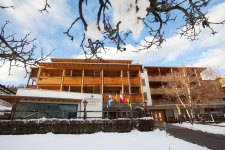 Hotel Olimpionico - Val di Fiemme 2021 | Dovolená Val di Fiemme 2021