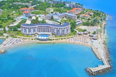 Hotel Royal Garden - Bulharsko All Inclusive