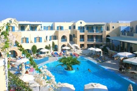 Aegean Plaza Hotel - Řecko v květnu