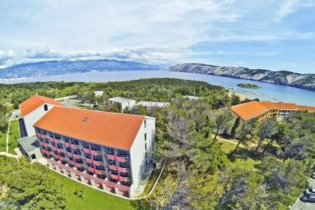 San Marino Sunny Resort By Valamar: Plaža Sunny Hotel