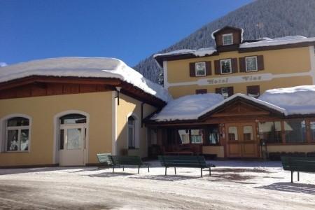 Hotel & Residence Vioz - Itálie  v lednu