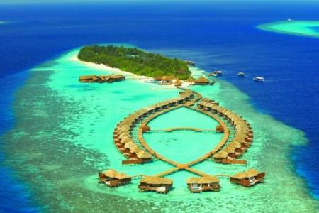 Lily Beach Resort, Maledivy, Atol Ari
