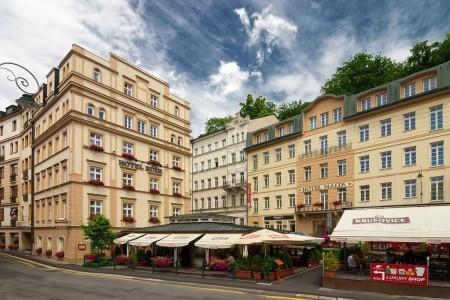 Spa Hotel Malta - Dovolená v Karlových Varech