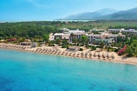 Hotel Ilio Mare - Thassos - Řecko