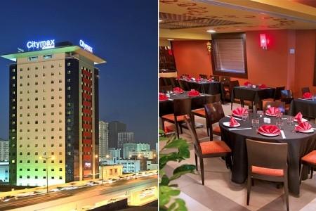 Hotel Citymax Hotel Sharjah - Spojené arabské emiráty - dovolená