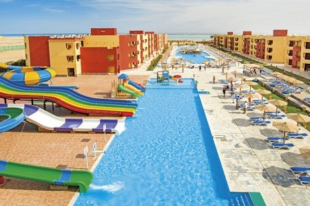 Hotel Royal Tulip Resort & Aquapark - Marsa Alam - Egypt