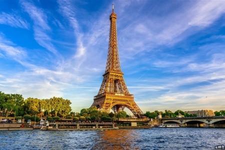 Paríž - perla na Seine 2021 - Francie autobusem